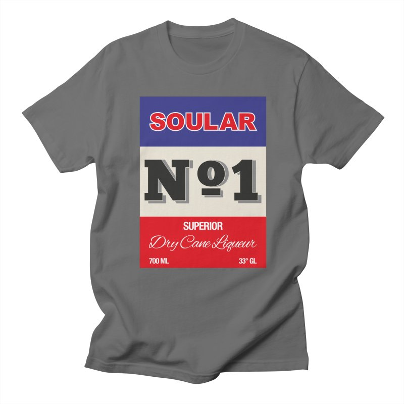 Soular No1 Men's T-Shirt by Bazlinz