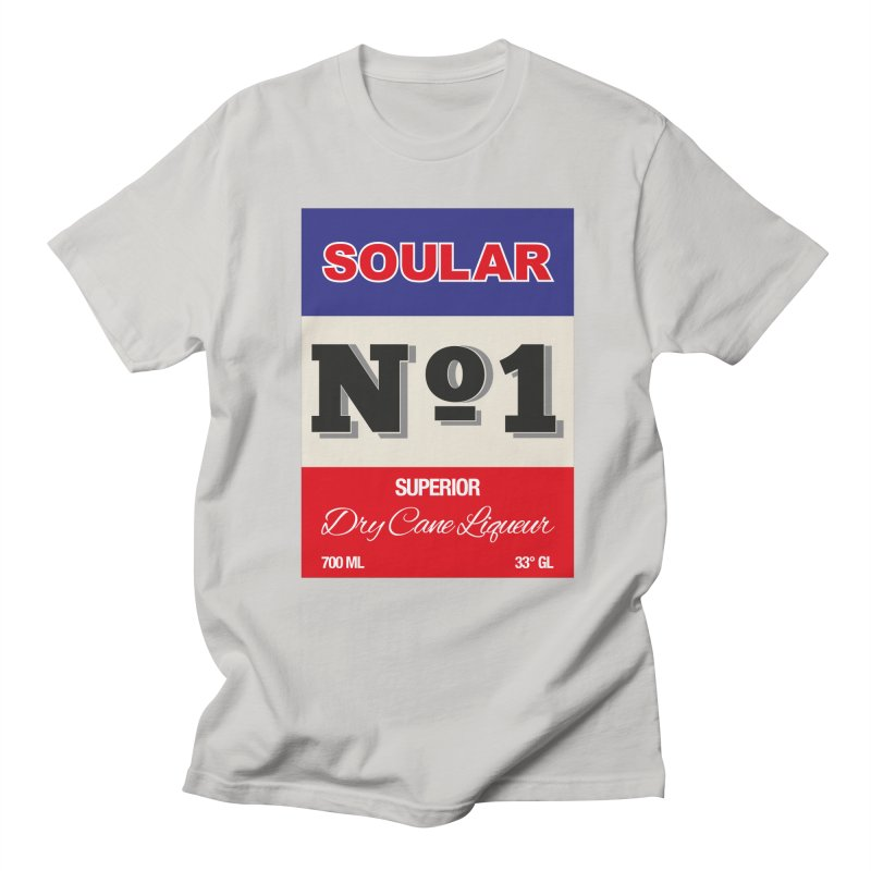 Soular No1 Men's T-shirt by Bazlinz