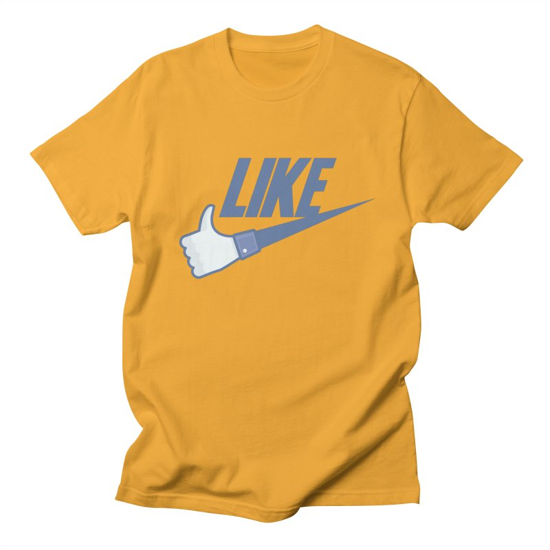 Like Men's T-Shirt by Bazlinz