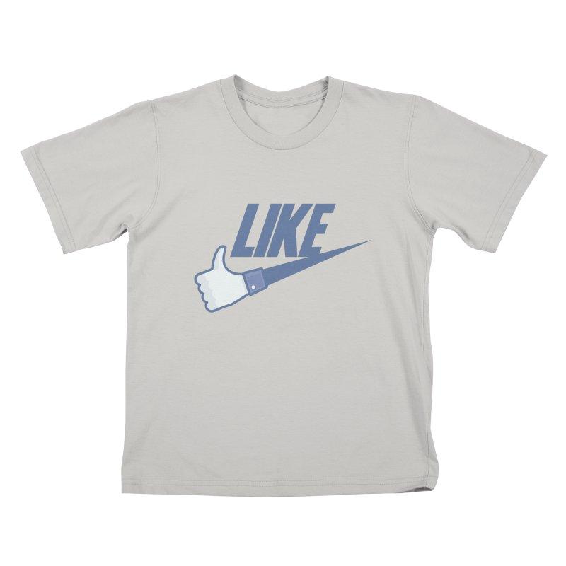 Like Kids T-shirt by Bazlinz