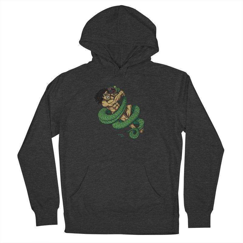 Battle Men's Pullover Hoody by Baked Goods
