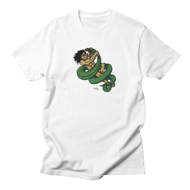 Battle Men's T-shirt by Baked Goods