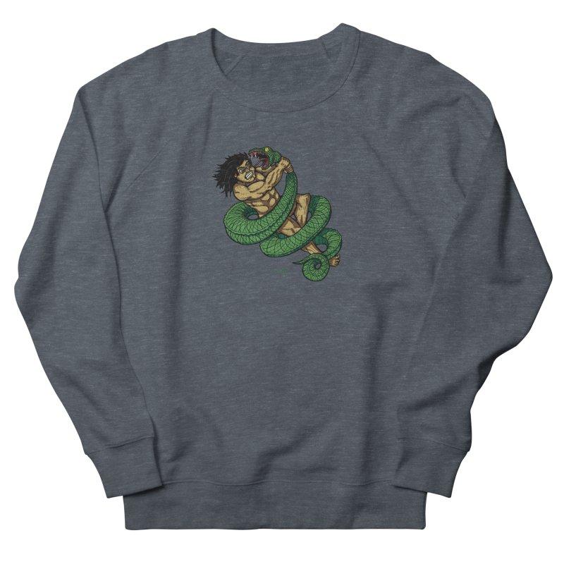 Battle Men's Sweatshirt by Baked Goods