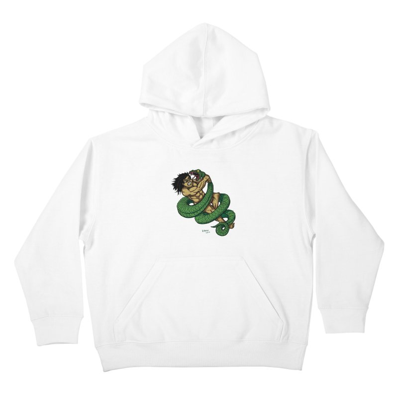 Battle Kids Pullover Hoody by Baked Goods
