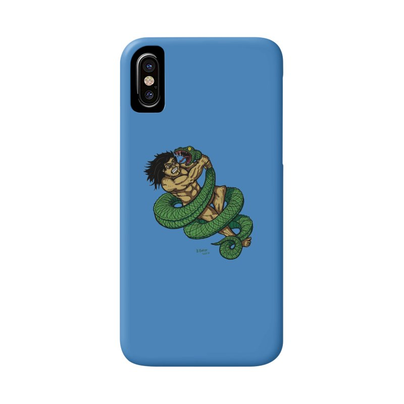Battle Accessories Phone Case by Baked Goods