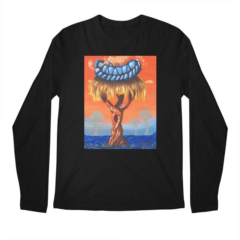 Mr. Caterpillar Men's Regular Longsleeve T-Shirt by Baked Goods