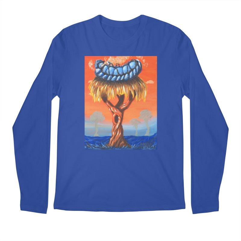 Mr. Caterpillar Men's Longsleeve T-Shirt by Baked Goods