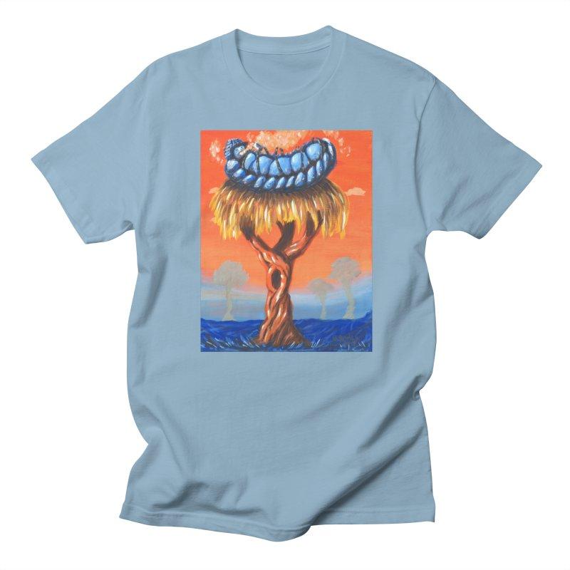 Mr. Caterpillar Men's T-Shirt by Baked Goods