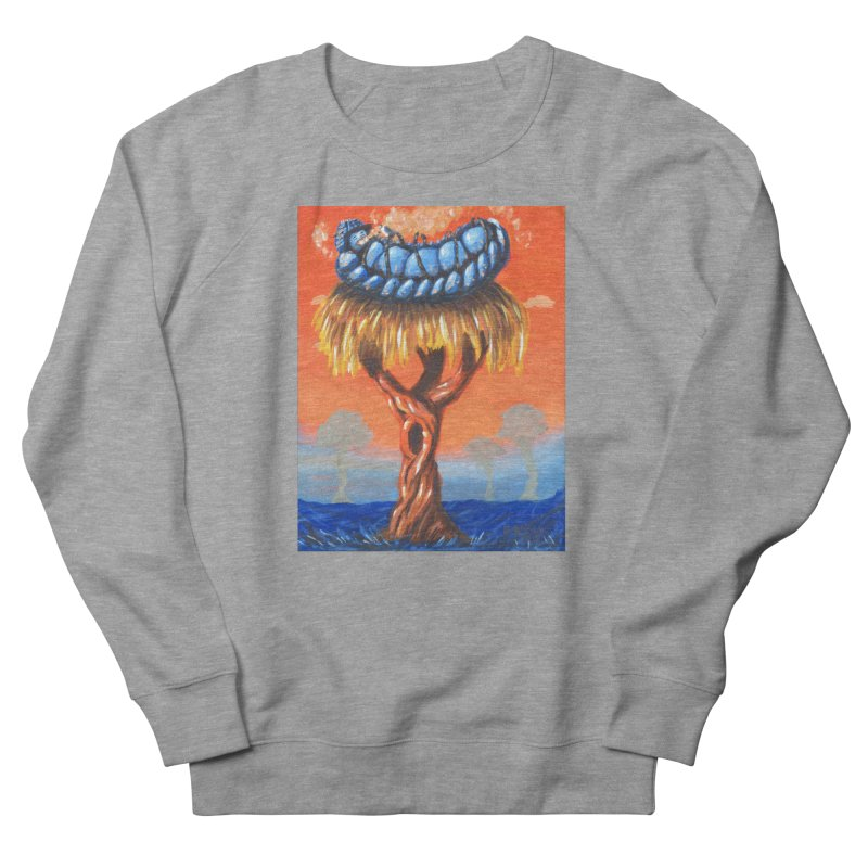 Mr. Caterpillar Women's French Terry Sweatshirt by Baked Goods