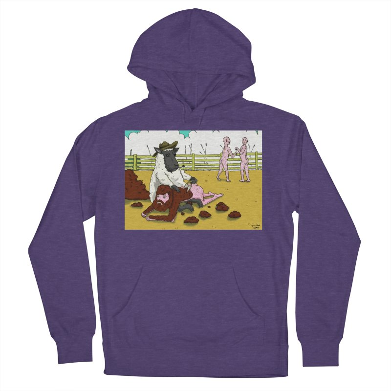 Sheering Sheep Women's Pullover Hoody by Baked Goods