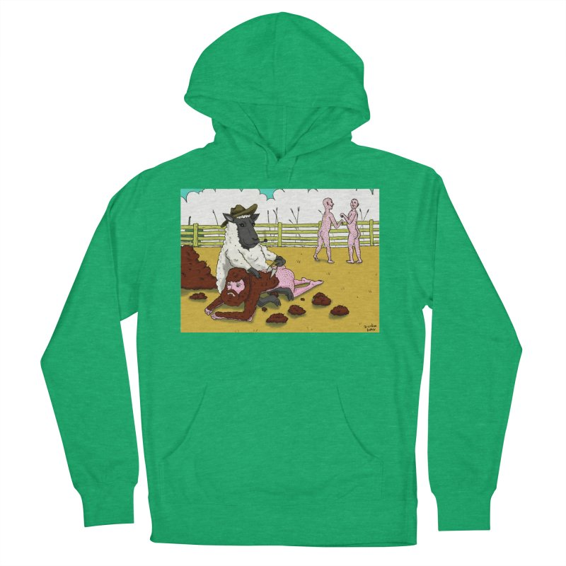 Sheering Sheep Men's Pullover Hoody by Baked Goods