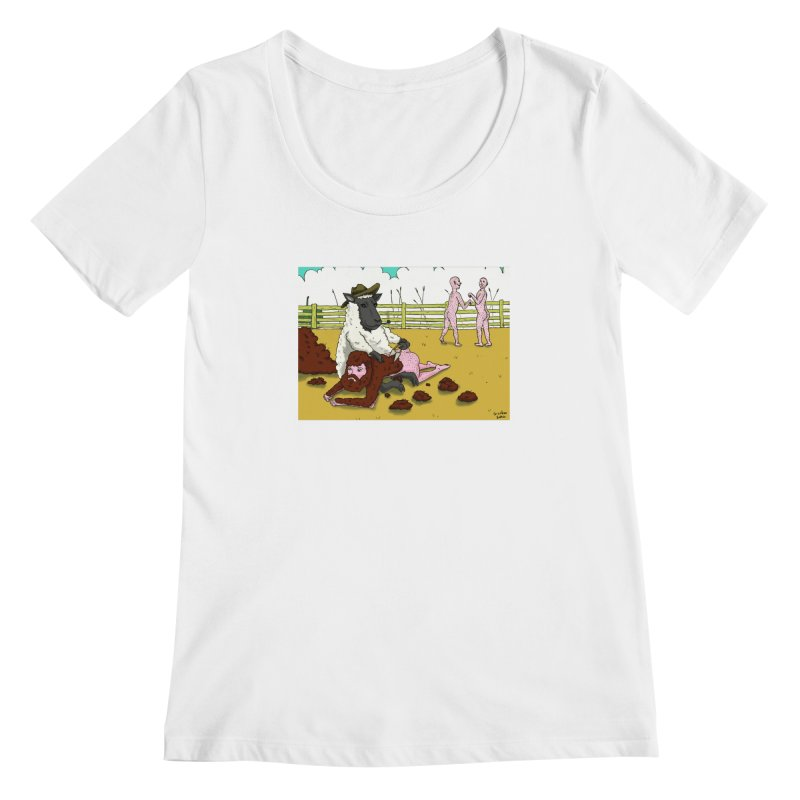 Sheering Sheep   by Brandon's Artist Shop