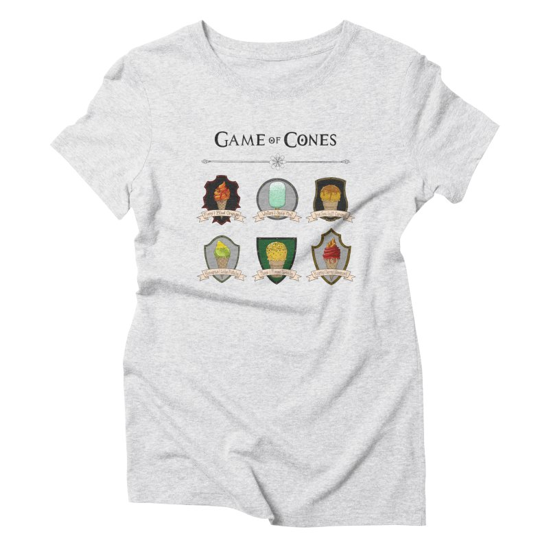 SUMMER IS COMING Women's Triblend T-Shirt by bbdreamdesigns's Artist Shop