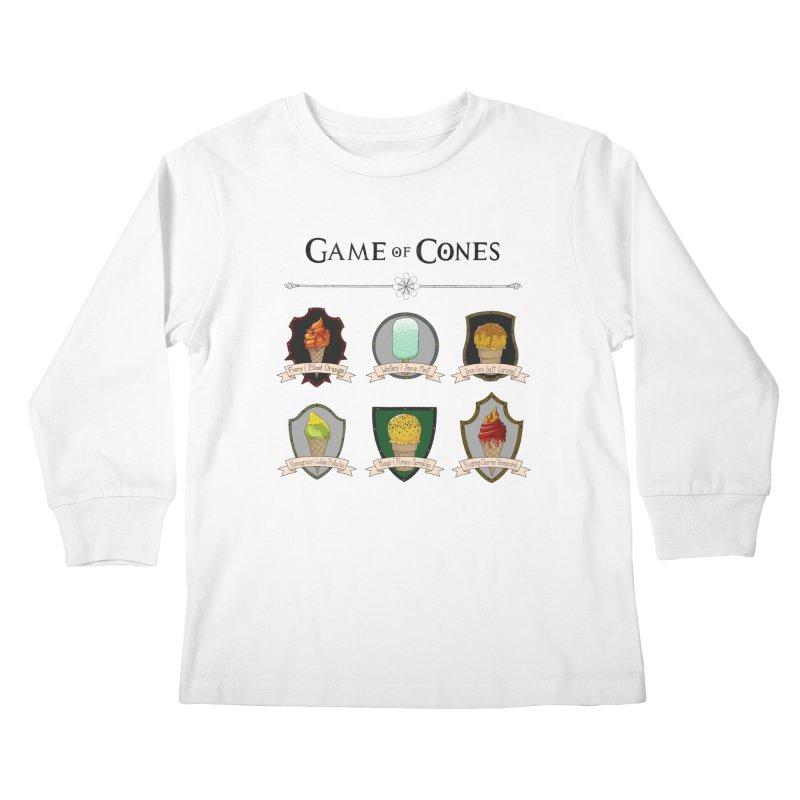 SUMMER IS COMING Kids Longsleeve T-Shirt by bbdreamdesigns's Artist Shop