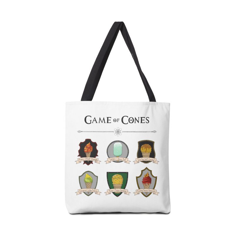 SUMMER IS COMING Accessories Bag by bbdreamdesigns's Artist Shop
