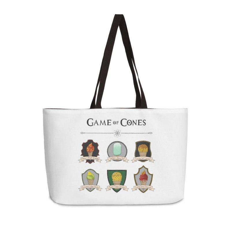 SUMMER IS COMING Accessories Weekender Bag Bag by bbdreamdesigns's Artist Shop