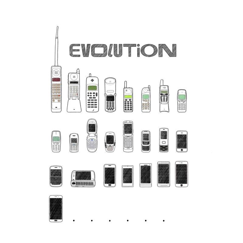Mobile Evolution by bbdreamdesigns's Artist Shop