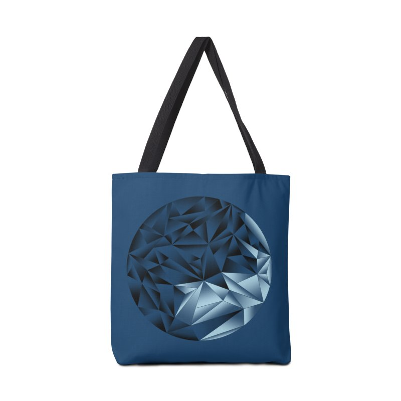 Cristal Circle Accessories Bag by bbdreamdesigns's Artist Shop