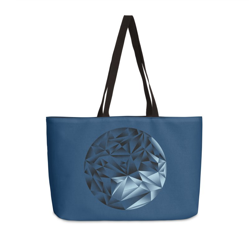 Cristal Circle Accessories Weekender Bag Bag by bbdreamdesigns's Artist Shop