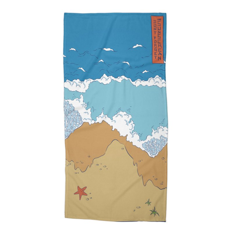 The Beach Accessories Beach Towel by bbdreamdesigns's Artist Shop