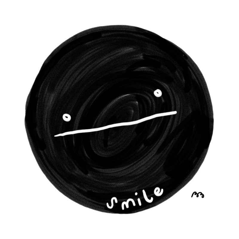 sMiLe Home Fine Art Print by RACHEL AURIEMMA