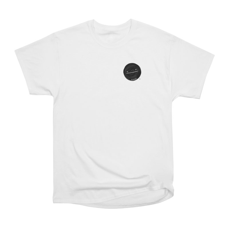 sMiLe Men's Heavyweight T-Shirt by RACHEL AURIEMMA