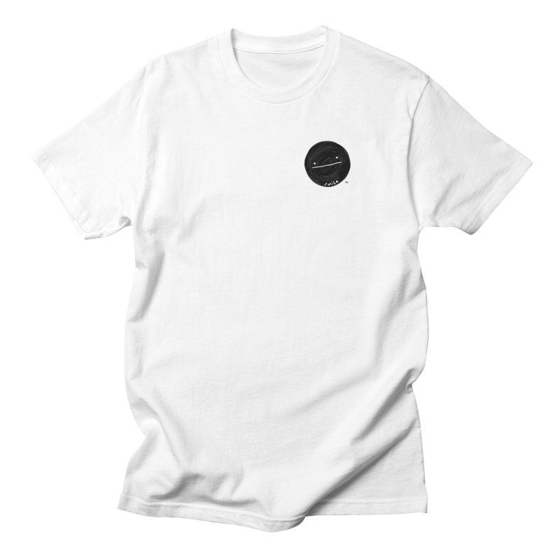 sMiLe Men's Regular T-Shirt by RACHEL AURIEMMA