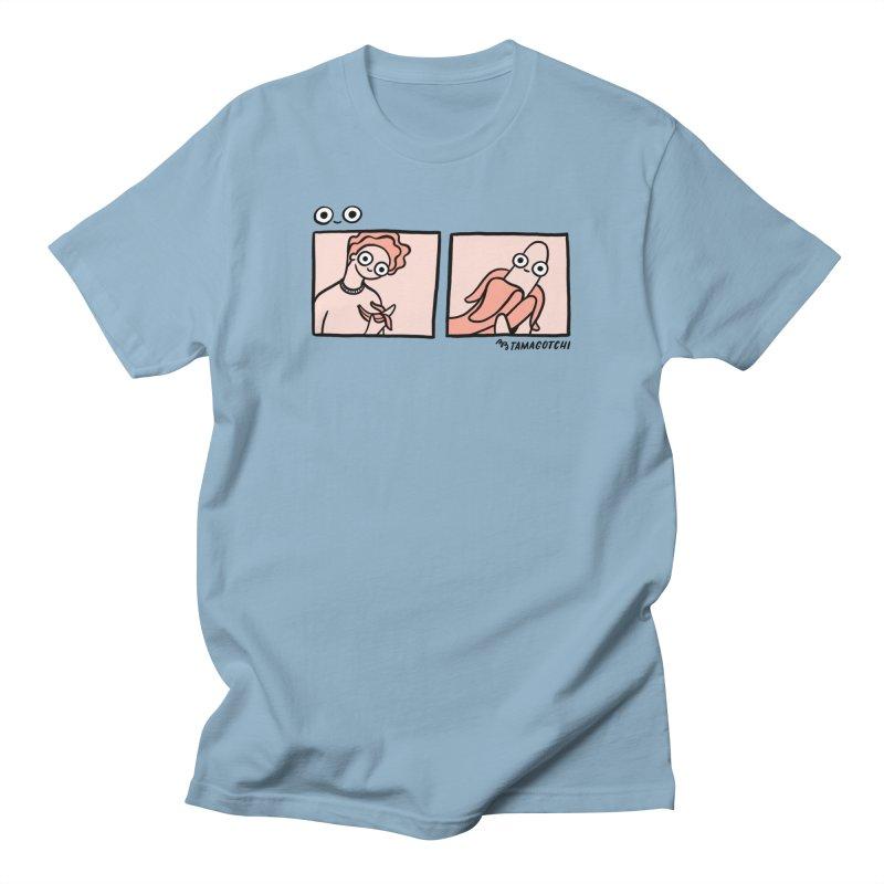 O - O Women's Regular Unisex T-Shirt by RACHEL AURIEMMA