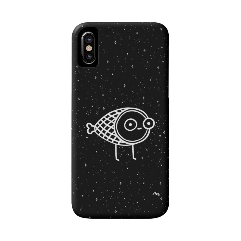 THE BLACK FOREST HAM in iPhone X / XS Phone Case Slim by BB TAMAGOTCHI