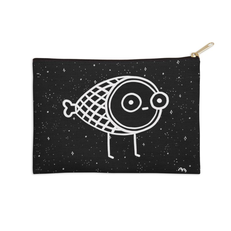 THE BLACK FOREST HAM Accessories Zip Pouch by RACHEL AURIEMMA