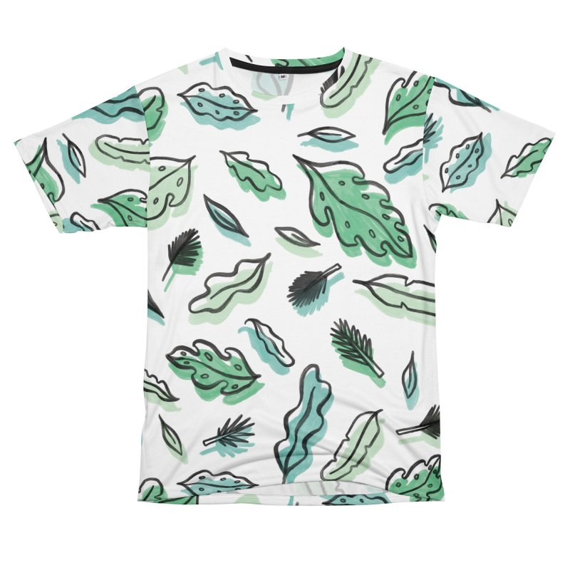 PLANTIN' Men's T-Shirt Cut & Sew by BB TAMAGOTCHI