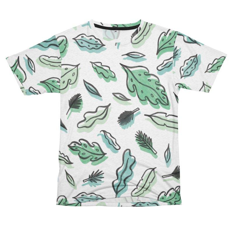 PLANTIN' Women's Unisex French Terry T-Shirt Cut & Sew by BB TAMAGOTCHI