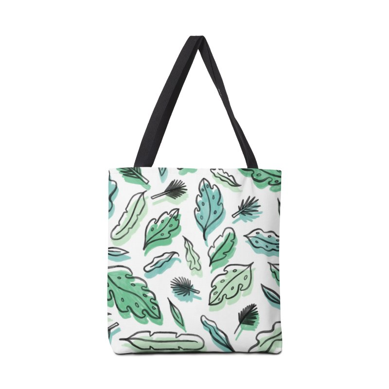 PLANTIN' Accessories Tote Bag Bag by RACHEL AURIEMMA