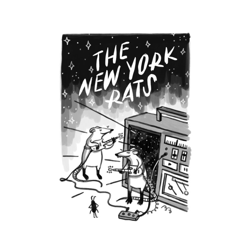 THE NEW YORK RATS by BB TAMAGOTCHI
