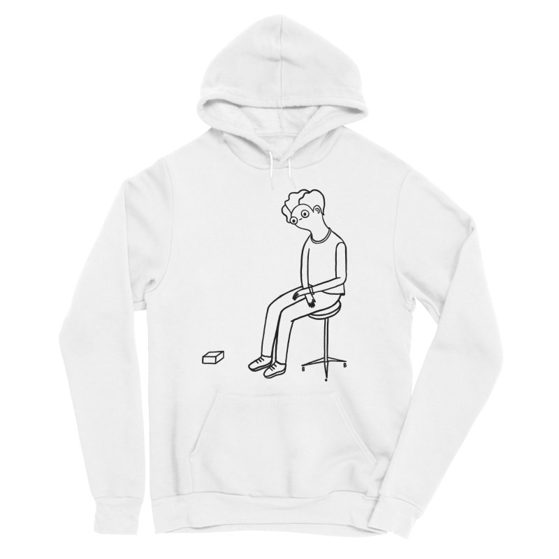 I HAVE FUN Men's Pullover Hoody by RACHEL AURIEMMA