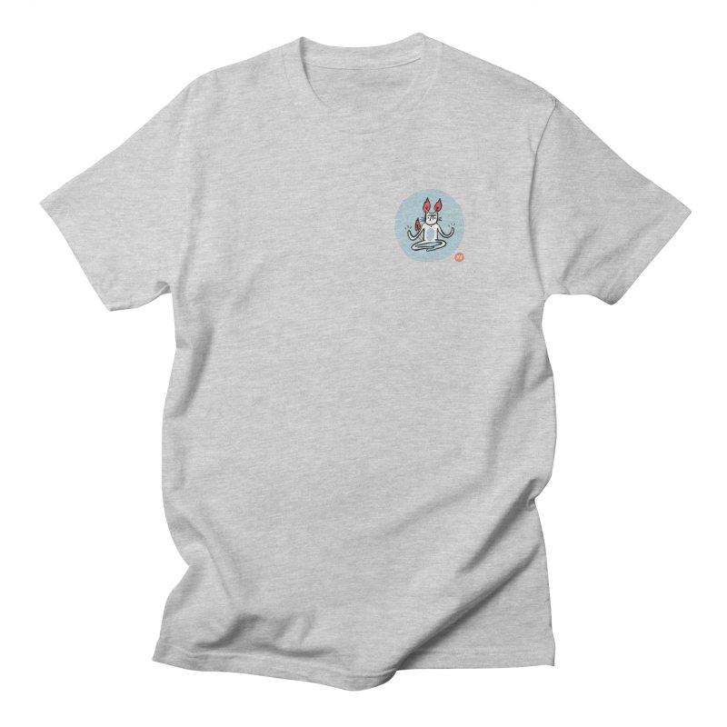 FIRECAT (BLUE VERSION) Women's Regular Unisex T-Shirt by BB TAMAGOTCHI