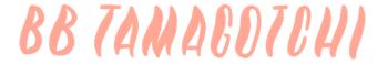 BB TAMAGOTCHI Logo