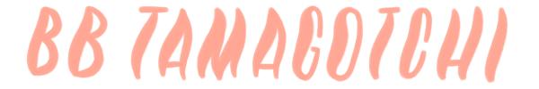 bbtamagotchi Logo