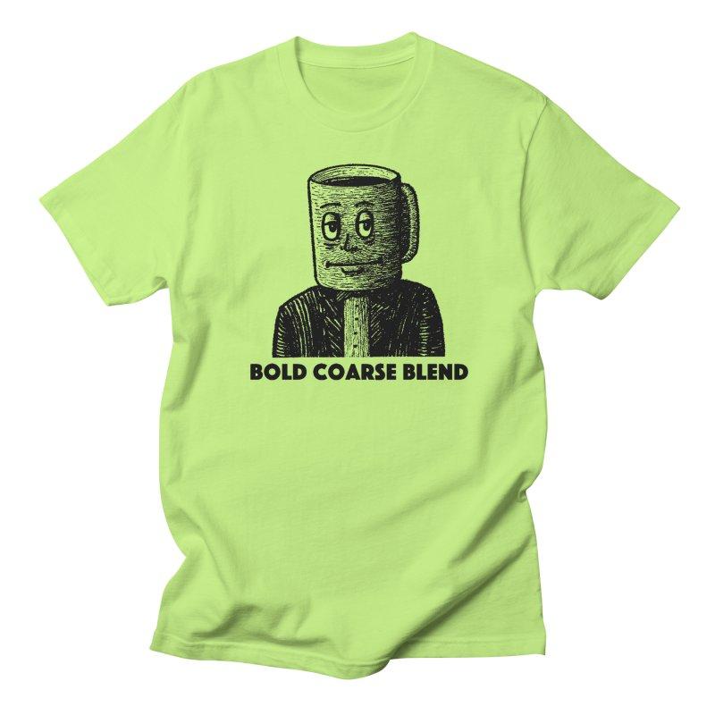 FANCY JOE Women's Regular Unisex T-Shirt by Bold Coarse Blend Shop