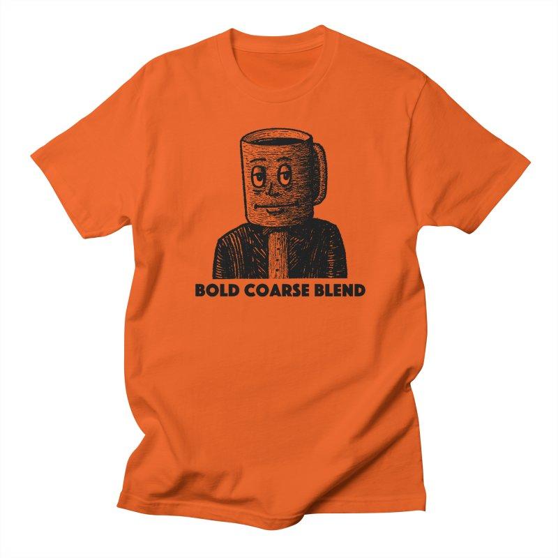 FANCY JOE Men's Regular T-Shirt by Bold Coarse Blend Shop