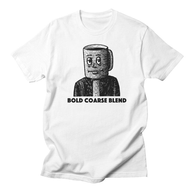 FANCY JOE Men's T-Shirt by Bold Coarse Blend Shop