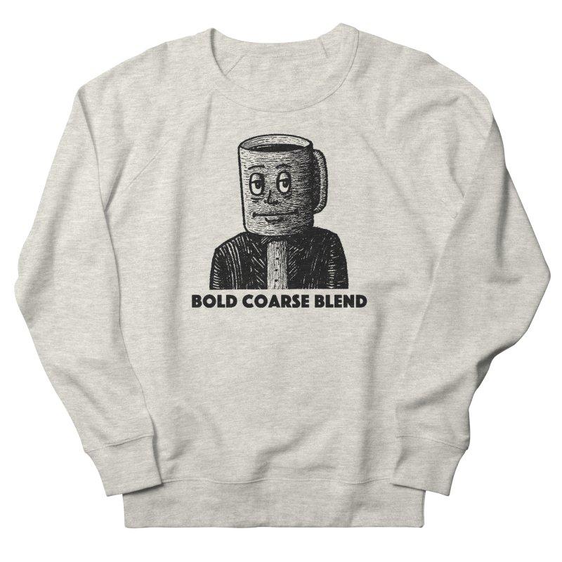 FANCY JOE Women's French Terry Sweatshirt by Bold Coarse Blend Shop
