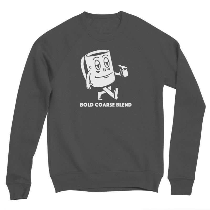 WALKING JOE Women's Sponge Fleece Sweatshirt by Bold Coarse Blend Shop