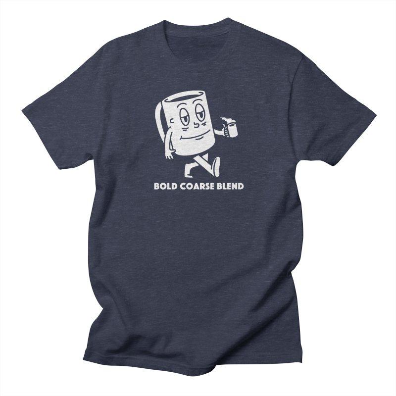 WALKING JOE Men's T-Shirt by Bold Coarse Blend Shop
