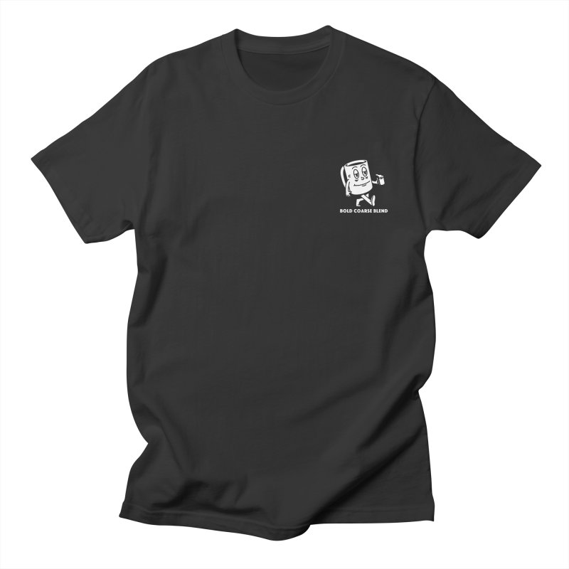 WALKING JOE (MINI) Men's T-Shirt by Bold Coarse Blend Shop