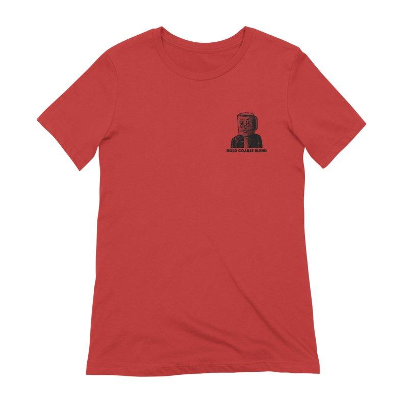 FANCY JOE (MINI) Women's T-Shirt by Bold Coarse Blend Shop