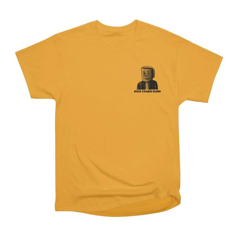 FANCY JOE (MINI) Men's Heavyweight T-Shirt by Bold Coarse Blend Shop
