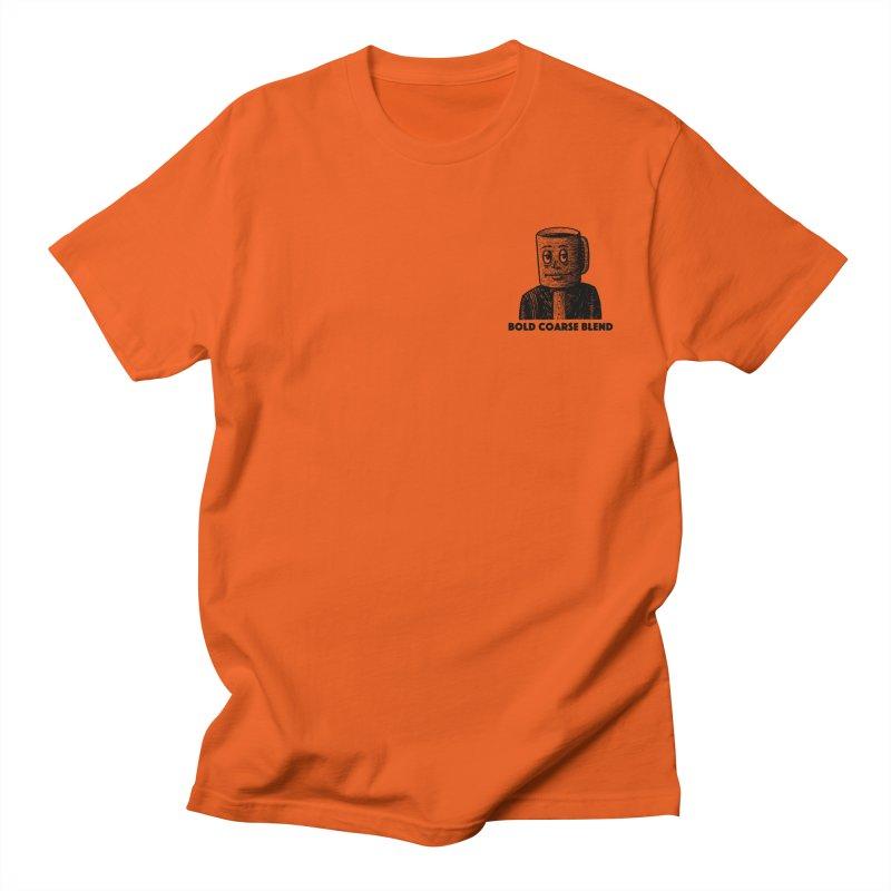 FANCY JOE (MINI) Men's T-Shirt by Bold Coarse Blend Shop