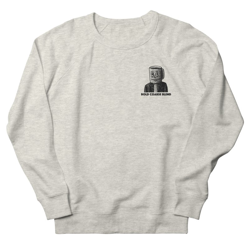 FANCY JOE (MINI) Men's Sweatshirt by Bold Coarse Blend Shop