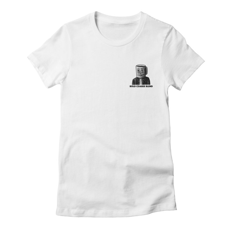 FANCY JOE (MINI) Women's T-Shirt by Bold Coarse Blend Shop